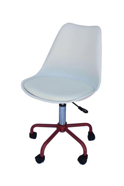 כסא E-Soft - לבן
