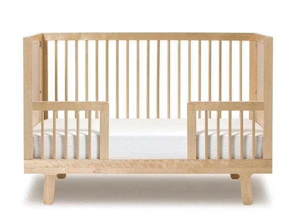 ערכת מיטת מעבר - לבן