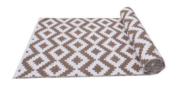 שטיח כותנה למסדרון - בג'