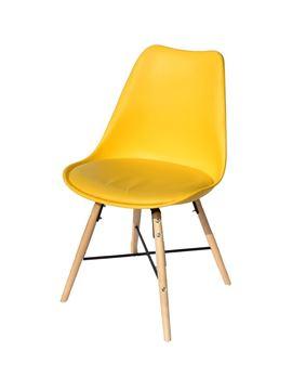 כסא E-SOFT רגל עגולה