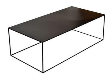 שולחן מתכת 120-60
