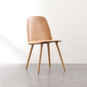 כסא SWADE גוון טבעי
