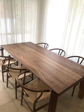 שולחן אגוז