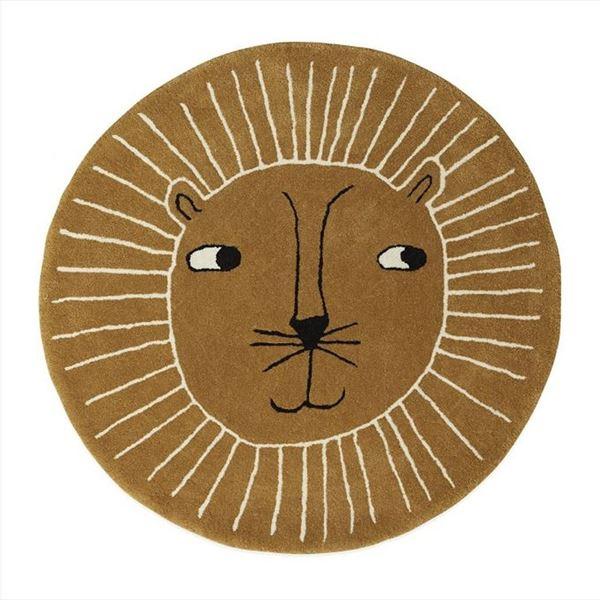 שטיח אריה