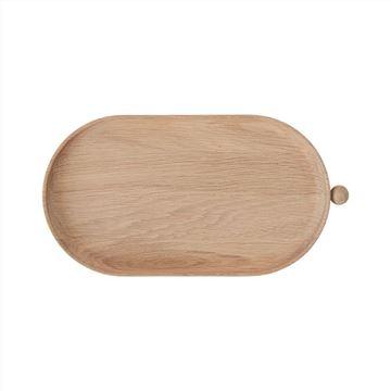 מגש עץ אינקה