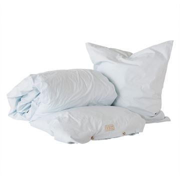 מצעים למיטה Nuku - כחול קרח